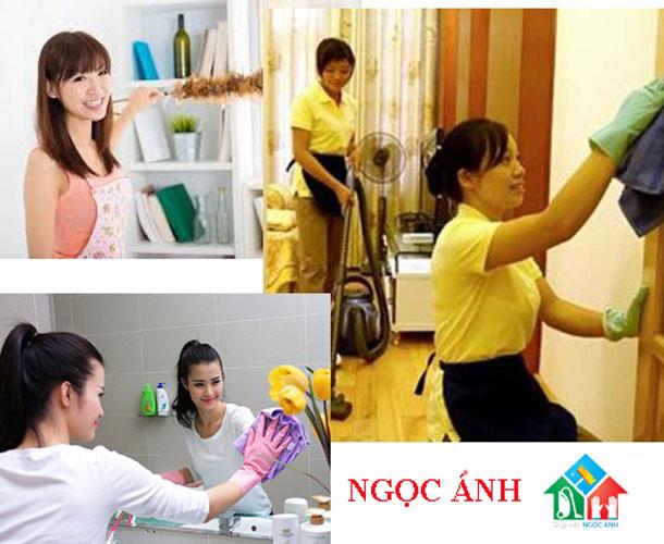 Công ty giúp việc tại Hà Nội chuyên nghiệp uy tín