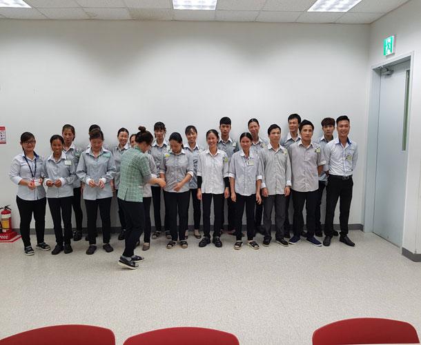 Cung cấp lao động phổ thông tại Hà Nội chăm chỉ làm được viêc